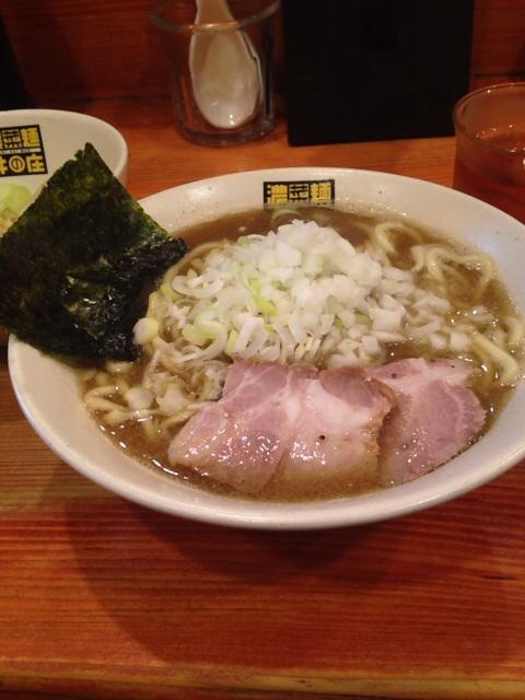 濃菜麺 井の庄 魚香ラーメン