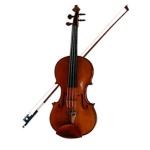 バイオリン教室でレッスン