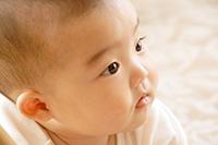 赤ちゃんの呼吸は腹式呼吸