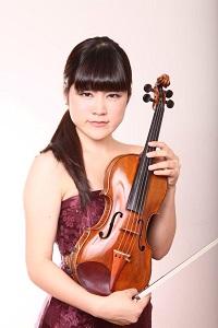 佐藤桃子バイオリン講師