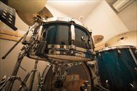 ドラム教室でドラムレッスン