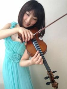日下部葉バイオリン講師